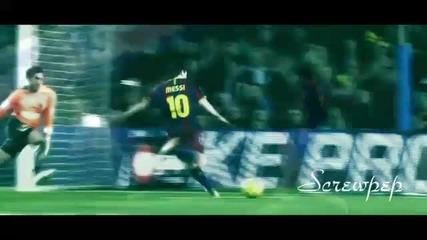 Lionel Messi 2011 2012-selami