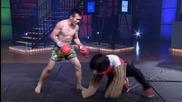 Караоке Килър Тайланд » Пей срещу бойци