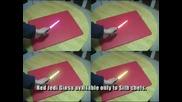 Джедайски Нож На Промоция