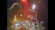 The Kinks - Lola - Караоке