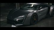 Lykan Hypersport - Изумителен суперавтомобил!