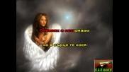 Сашо Роман - мой ангеле Караоке