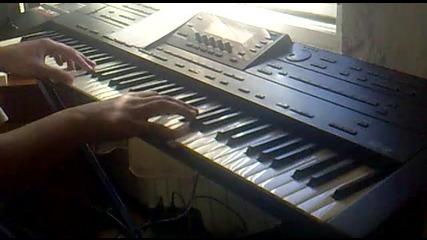 Jiva rana - piano by T@f©h0