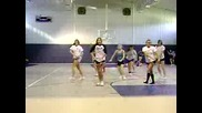 Low Dance Cheer Style