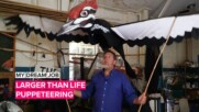 My Dream Job: This puppeteer's creations will leave you speechless