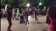 Стара Загора латино танци