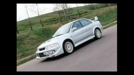 Mitsubishi Lancer Evolution(evo) - Снимки