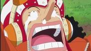 One Piece zoro vs pica zoro defeats pica