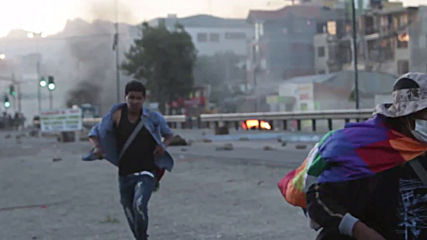 Bolivia: Chaos hits Cochabamba as police and pro-Morales protesters clash