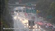 Лошо време в Йорк, Пенсилвания 15.10.2014