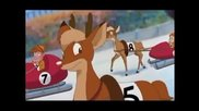 Рудолф - еленът с червеният нос (анимационен филм)