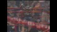 John Cena vs Mark Henry канадска борба