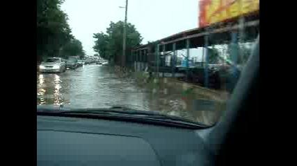Наводнение В ГОРУБЛЯНЕ IV