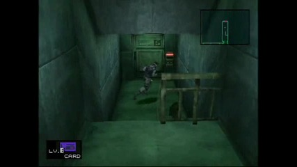 Metal Gear Solid part 11