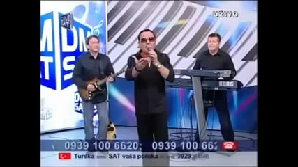 Mile Kitic - Ostaj ovde - (LIVE) - DM SAT
