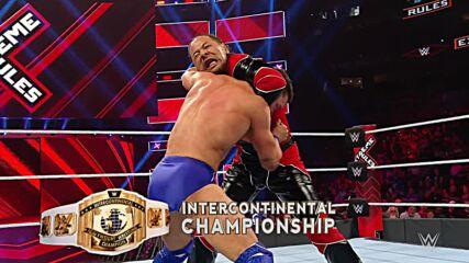 Finn Bálor vs. Shinsuke Nakamura – Intercontinental Title Match: WWE Extreme Rules 2019 Kickoff (Full Match)