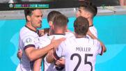 Германия вкара гол, който обаче не бе признат
