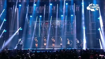 Little Mix - Salute ( Live At The Jingle Bell Ball 2015 )
