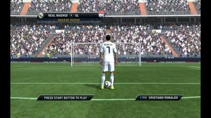 Fifa 11 Финтове Туториал - Hd