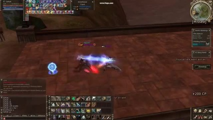Oneil Back in Lineage Ii !!!! - Damon little pvp Movie :) :)