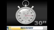 Бодибилдинг упражнения - Коремна мускулатура за 8минути