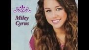 Miley Cyrus - True Friend (karaoke Version + Backing Vocals)