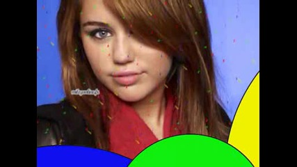 * New sweet pictures of Miley *