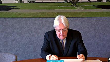UN: Griffiths warns surge in violence risks Yemen peace efforts