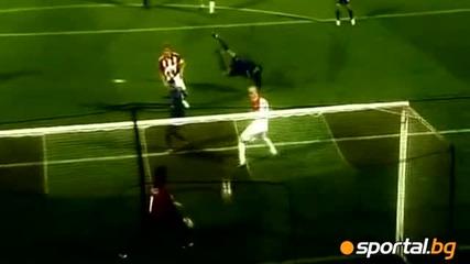20-те най-красиви гола на Бербатов за Юнайтед