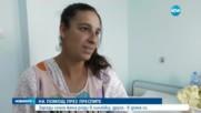 НА ПОМОЩ ПРЕЗ ПРЕСПИТЕ: Заради снега жена роди в линейка, друга - в дома си