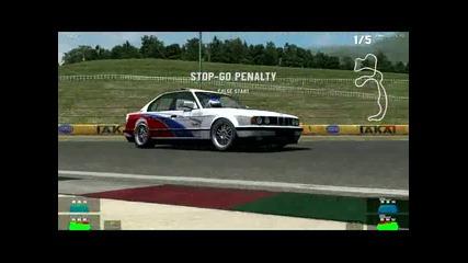 Bmw E34 V8 (live for speed) 4