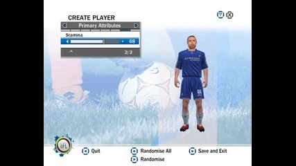 How to make player on Fifa08