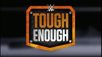 Wwe Tough Enough 2015 еп 3