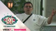 Шеф Петров- главен готвач от 19 годишен