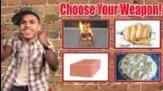 Chris Brown Sentenced: Interactive Game