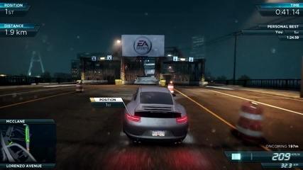 Need For Speed Mw 2012 Playtrough Eпизод 1 | (nasko_kanara)
