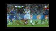 16.6.2014 Аржентина-босна и Херцеговина 2-1 Световно първенство група F