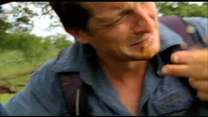 Man vs Wild - Bear 39 s Ultimate Survival Guide Part Two - B