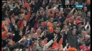 Беше им писано да победят и го направиха Engeland ~ Nederland 2~2 Young & 2~3 Robben