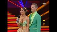 Dancing Stars - Мика Стоичкова и Тодор джайв (18.03.2014г.)
