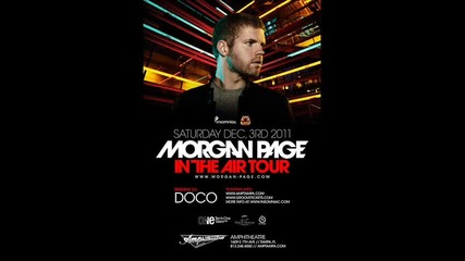 Morgan Page feat. Angela Mccluskey - In The Air