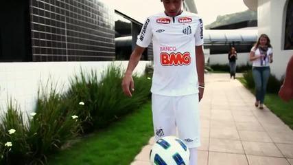 Neymar freestyle :d