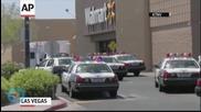 Officer Shot at Walmart
