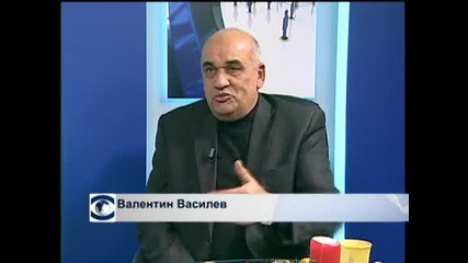 Валентин Василев: Не виждам разум и отговорност в действията на Реформаторския блок