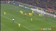 (3.11.10) Uefa Champions League Shaktar 2 - 1 Arsenal