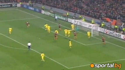 (3.11.10) Uefa Champions League Shaktar 2 - 1 Arsenal