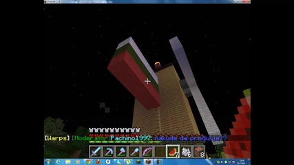 Minecraft with roko128