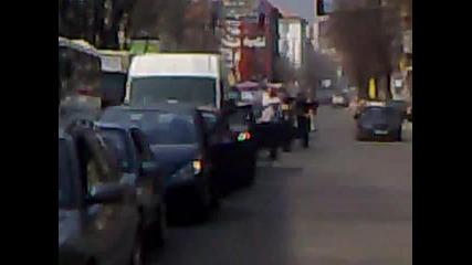 Протест Срещу Високите Цени На Горивата 27.03.2011 (част 1)