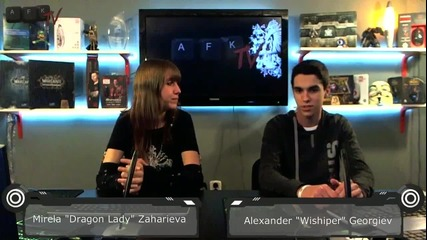 Интервю с Wishiper [lol] - Afk Tv Еп. 11 част 5
