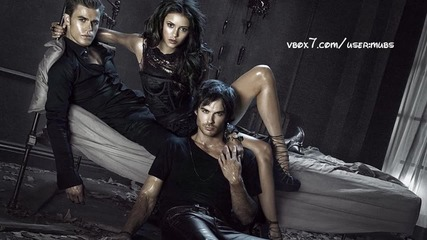 « Текст и Превод » Ron Pope - A Drop In The Ocean ( The Vampire Diaries 03x01 )
